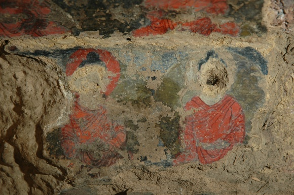 Oil Paintings In Buddhist Caves Predates European Discovery Of The Technique By Hundreds Of Years