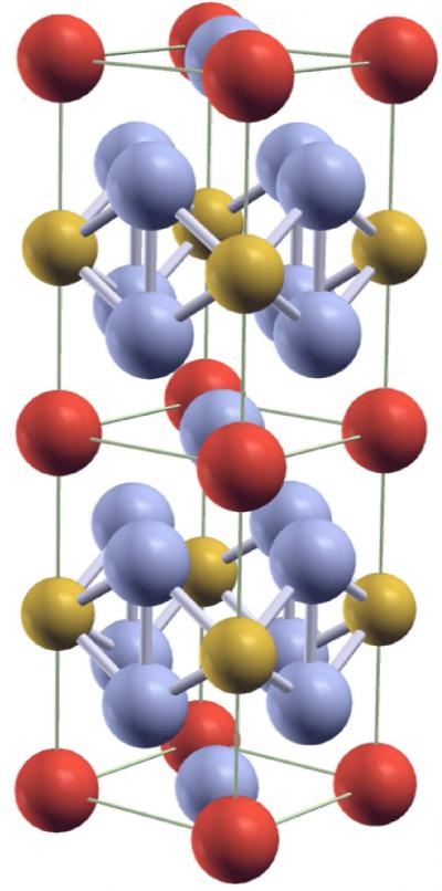 Electrons In Some Compounds 'Gain Weight' At Cold Temperatures