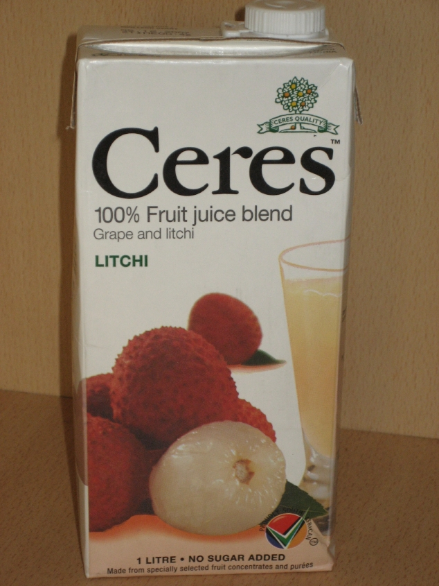 Ceres in a carton