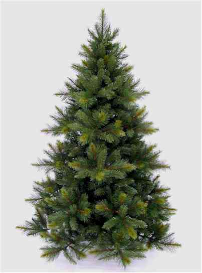 Artificial Spruce Christmas Trees