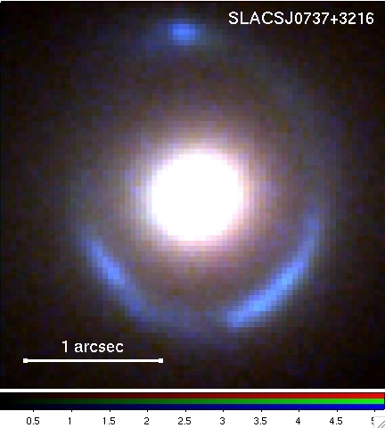 'Einstein Ring' Shows New Tiny Galaxy