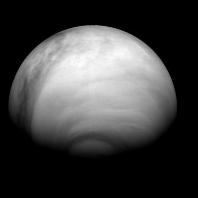 The Mystery Of 'Global Weather' On Venus