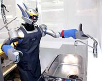 Learning From Mistakes Next Challenge For Japanese Humanoids