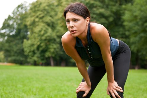 Are Small Amounts Of Moderate Exercise Better For Health?
