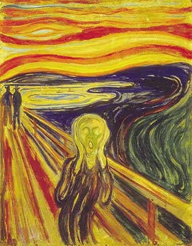 1910 Version Of The Scream May Have A Science Solution To Its Moisture Problem