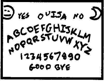Ouija Tweet Brain Interface