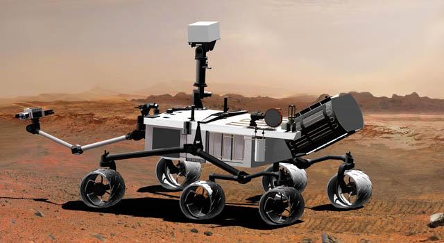 MSL: Mars Action Hero