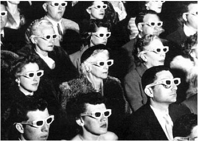 3-D Movies Are Missing The Point...Of View