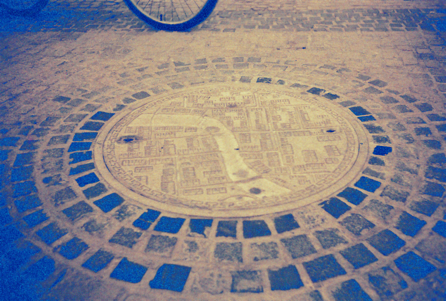 Beijing Deluges, Manholes And Urban Planning