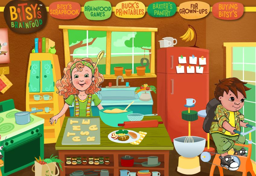 Bitsy's Brainfood Says Its Cereal Will Make Kids Smarter