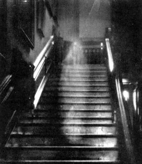 """The Brown Lady"" ghost photo"