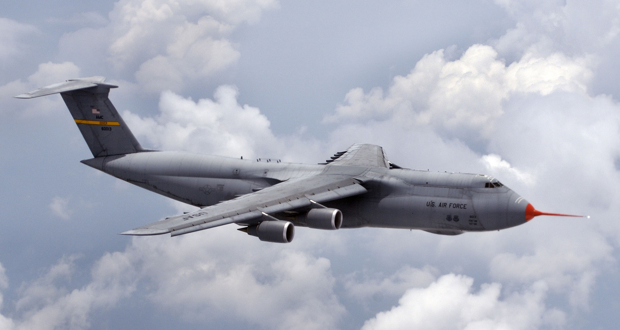 Fully Upgraded C-5M Super Galaxy To Extend Lifetime To 2040
