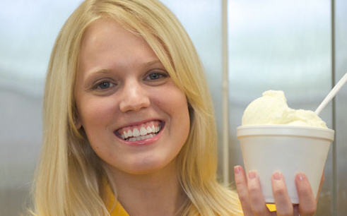 Next-Generation Ice Cream: Time-Released Flavors In Your Cone