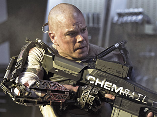 Elysium and Science Fiction Films that Hate Science and Technology