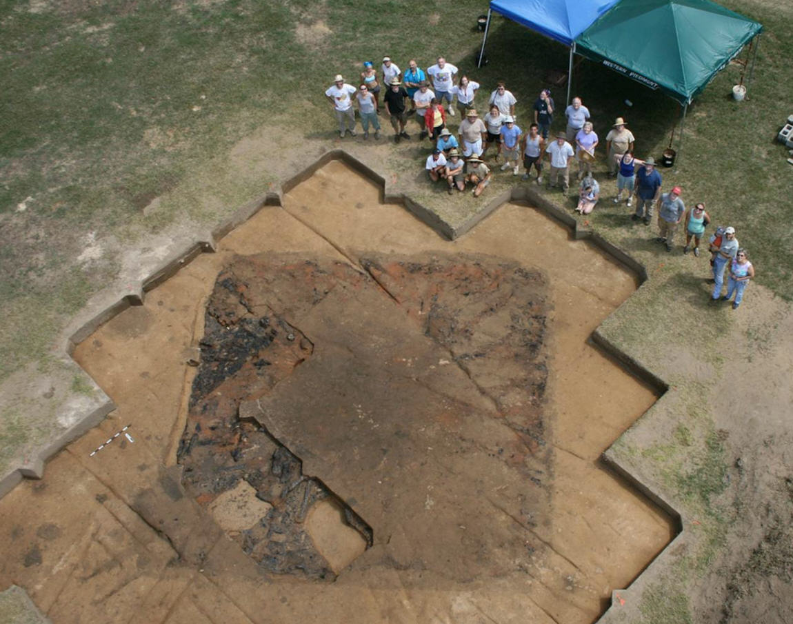 Oldest Inland European Fort In The US Discovered