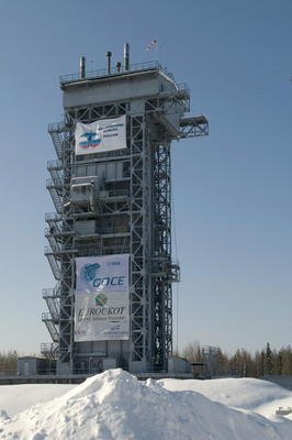 Plesetsk Cosmodrome ready for GOCE