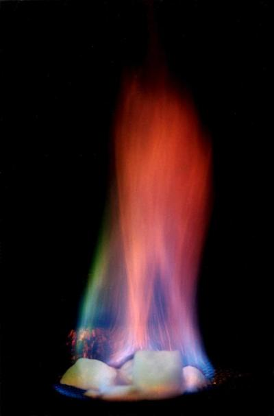 Gas Hydrates: Burning Some Ice May Keep All Of It From Melting