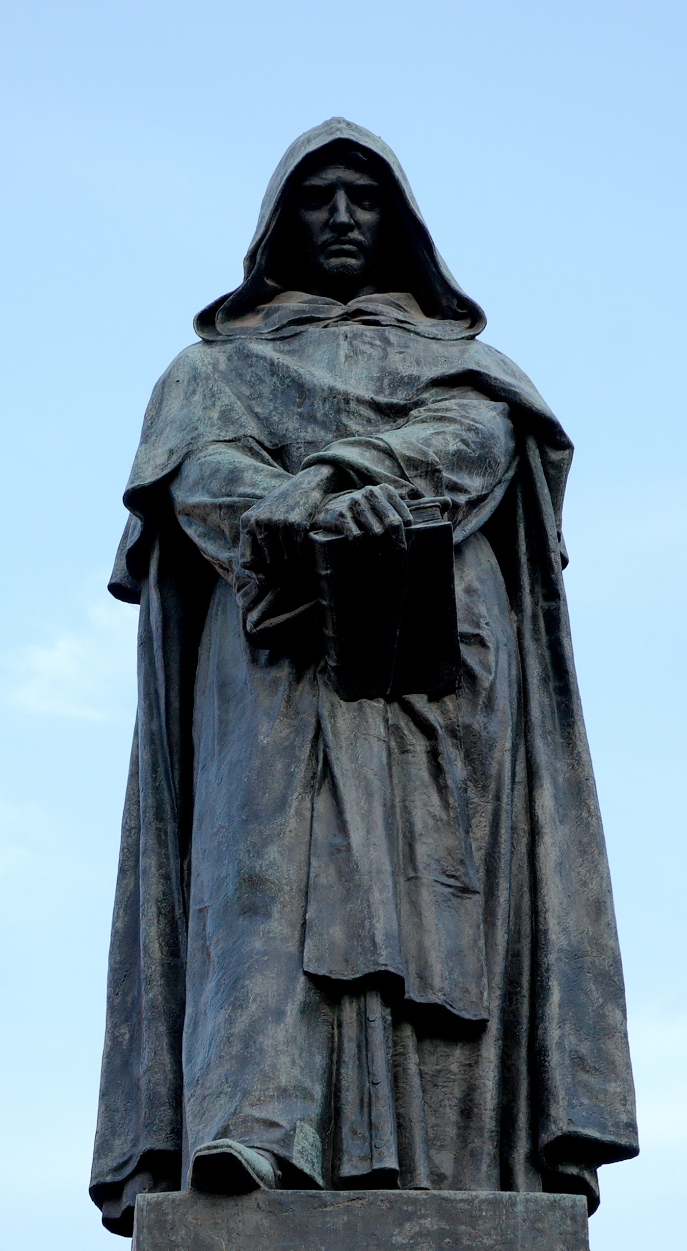 Giordano Bruno, Dominican, Philosopher, Astronomer, Mathematician (1548 – February 17, 1600)