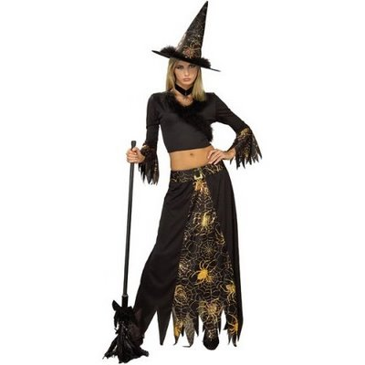 alloween Witch Costume
