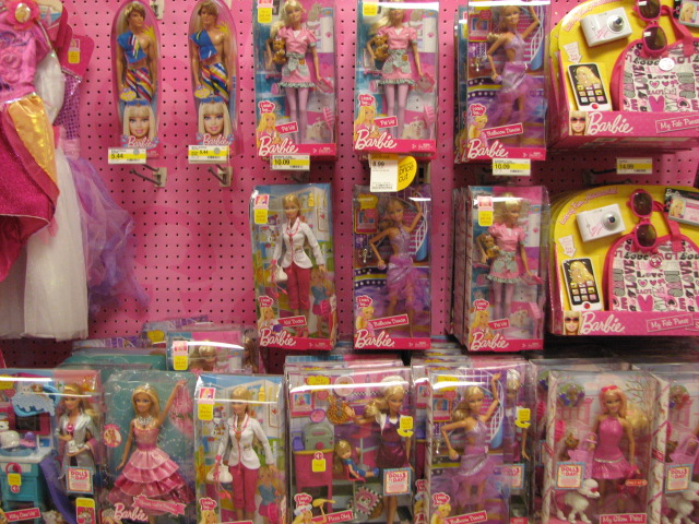 Lots O Barbies