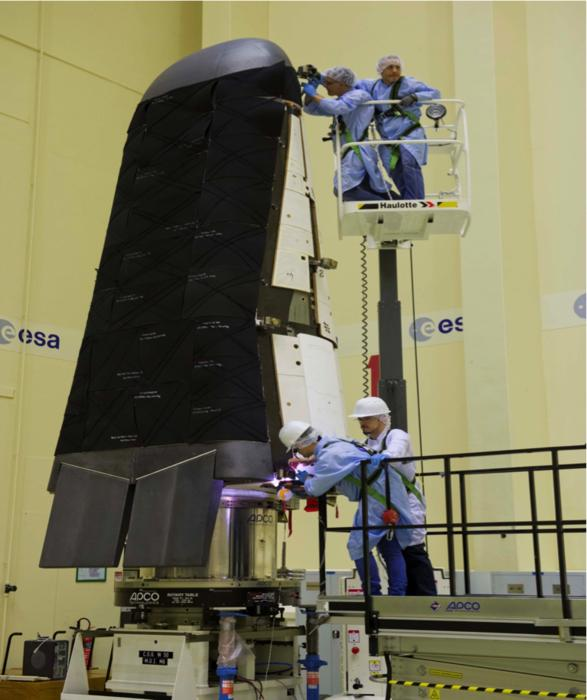 After Unconventional Launch, ESA Spaceplane Gets Ready For Reentry