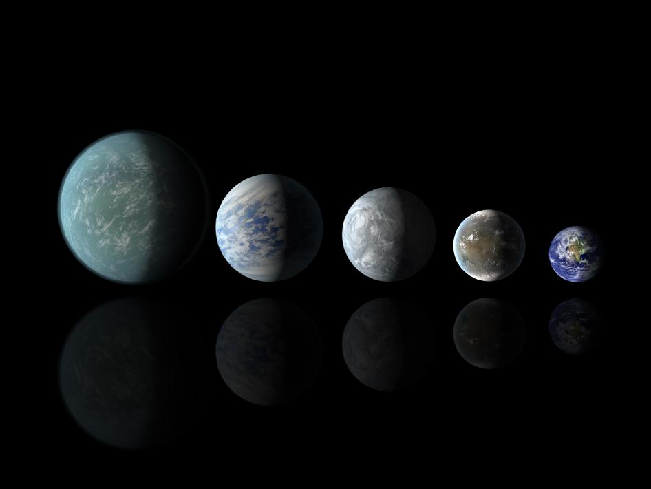 Habitable Super Earths? Three Candidates Found