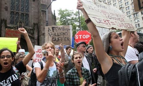 Occupy Wall Street And The Endowment Effect