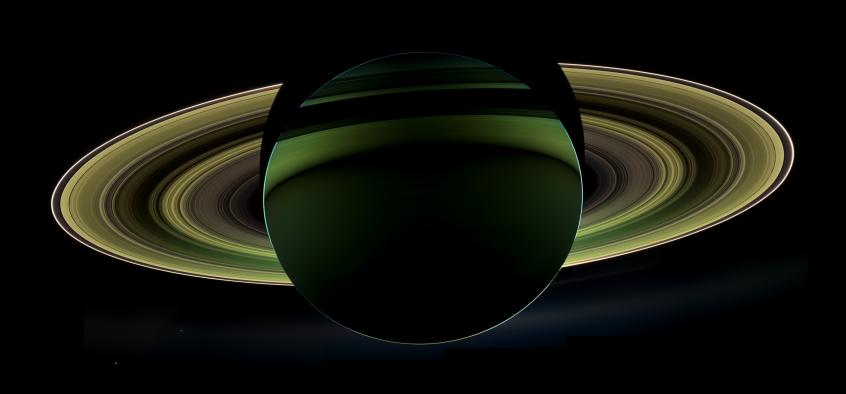 Saturday in Space: Stylish Saturn