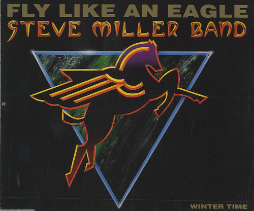 cover variant for 'Fly Like an Eagle'