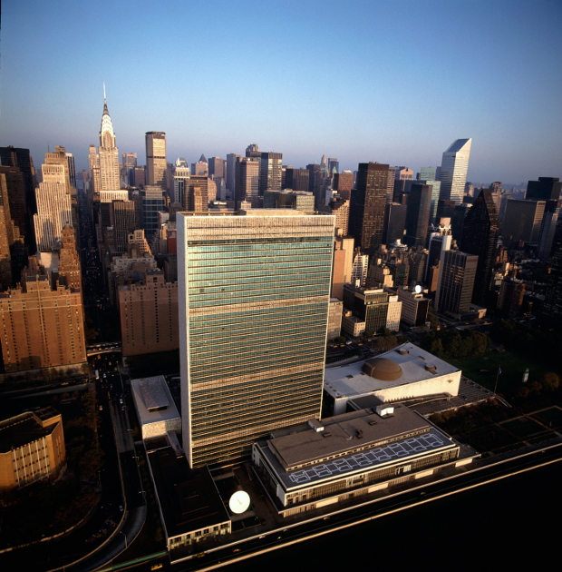 UN HQ in New York