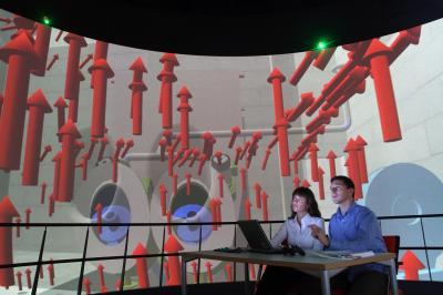 New Power Plants Get Virtual 3-D Engineering