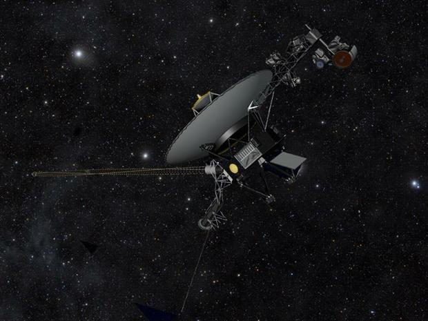 Voyager 1 Has Entered Interstellar Space, Maybe