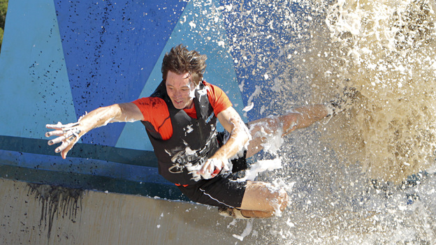 How I Mind-Punked My Way To Failure On ABC's WIPEOUT Last Night