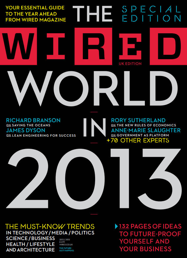 wired World 2013