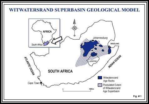 Witwatersrand Basin - The World's Oldest Water?