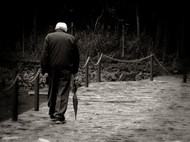 Elderly Men Have The Highest Suicide Rate: Ageism Stops Us From Doing Something About It