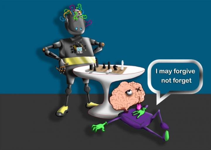 Artificial Intelligence Can Beat Many Of Us In Chess, Yet Strangely Not In Memory