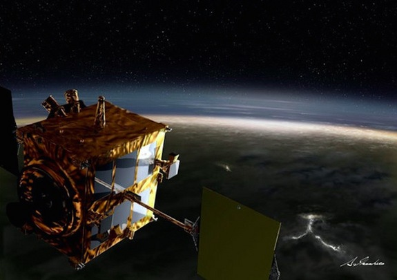 Japan's Venus Probe Succeeds In Reaching Orbit