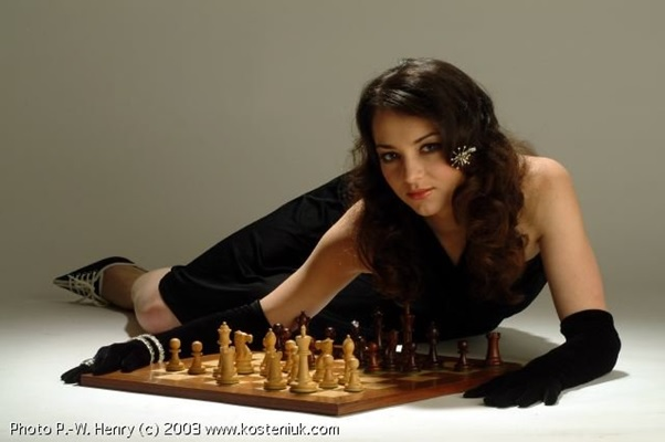 Chess Is Smart And Sexy! The Mysterious Psychology Of Chess Intelligence 1/3