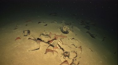 Gas Exploration Boosts Archeology - Ancient Shipwrecks Found