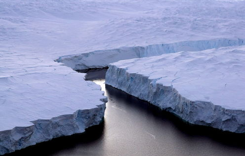 What Happens When An Antarctic Iceberg The Size Of A Country Breaks Away?