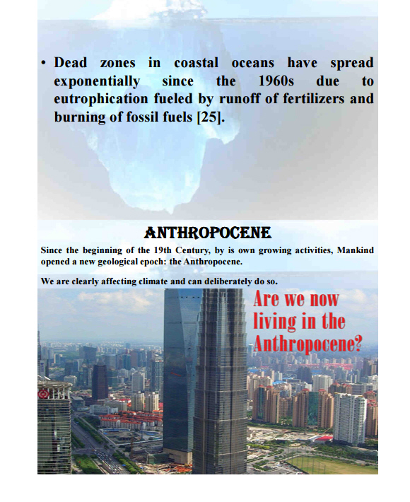 Anthropocene Epoch: How You Became More Powerful Than Nature