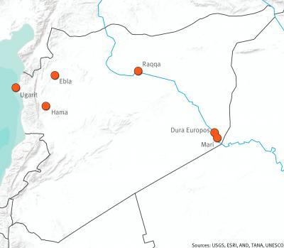 Historical Sites In Syria Have Been Looted And Damaged