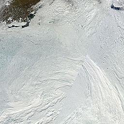 Arctic Sea Ice: Erratic As Normal