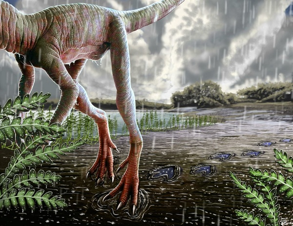 Triassic Period: Bad Things Come In Threes