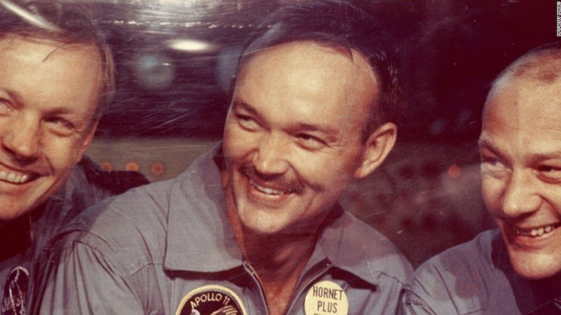 Push Is On To Get A Space Station Named After Apollo 11 Astronaut Michael Collins