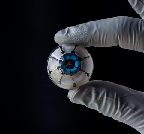 Say Hello To My Little 3D Printed Bionic Eye