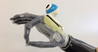 Hand That Sees Is 10X Quicker Than Current Prosthetics