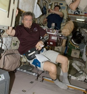 Exercise In Space Leads To Reduced Astronaut Fainting Upon Return