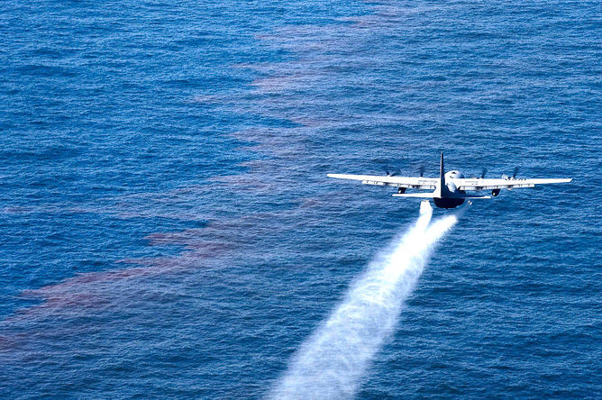 Dispersants Sprayed After BP Deepwater Horizon Oil Spill May Be More Toxic Than The Oil